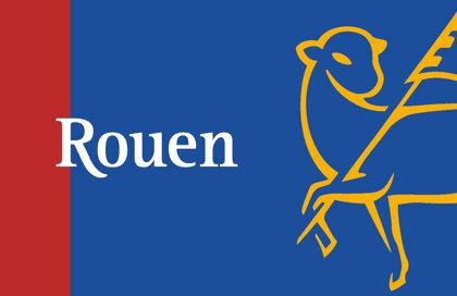 Drapeau Rouen