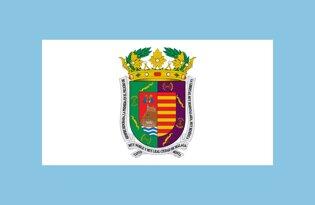 Drapeau Province de Malaga