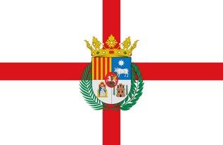 Drapeau Province de Teruel
