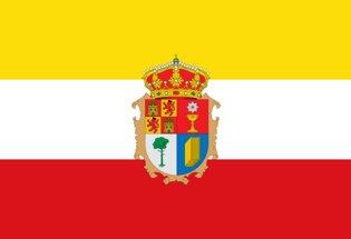 Drapeau Province de Cuenca