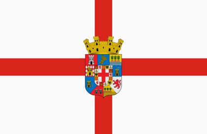 Drapeau Province d'Almeria