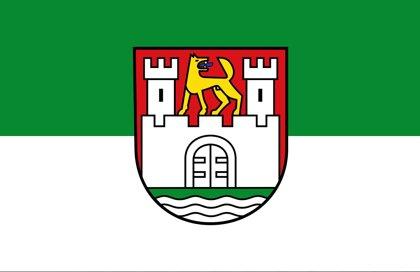 Drapeau Wolfsburg