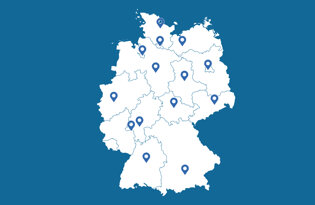 Drapeaux des villes allemandes