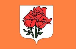 Drapeau Ile de la Rose
