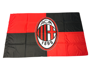 Drapeau Milan AC
